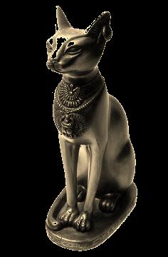 Egyptian cat goddess, Bast