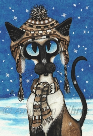 Winter Snowflake Fun by AmyLyn Bihrle