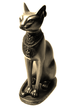 Egyptian cat goddess, Bast